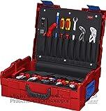 Knipex 00 21 19 LB E L-Boxx Elektro 65-teilig