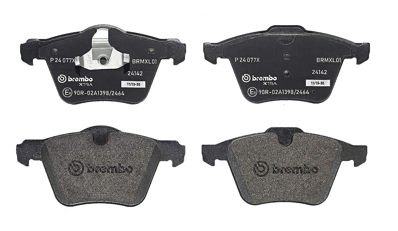 BREMBO P 24 077X Bremsbel/äge
