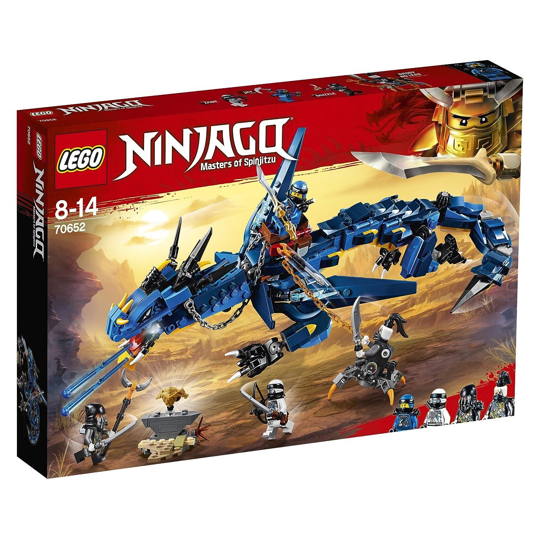 LEGO BOOST 17101 Ninjago 70652 Blitzdrache City Arktis 60194 Erkundungstruck
