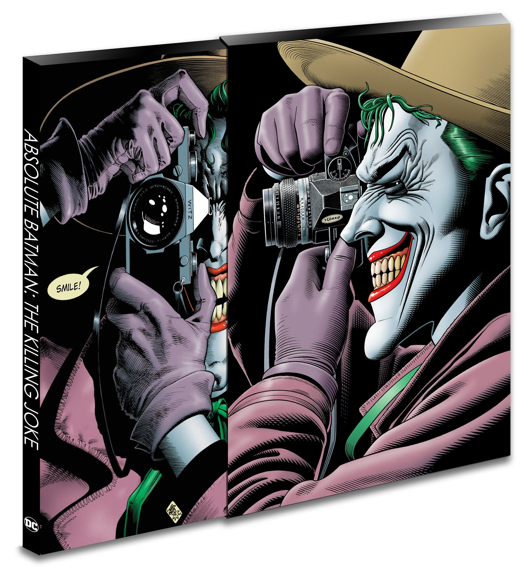 Absolute Batman: The Killing Joke (30th Anniversary Edition) by DC Comics