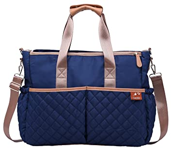 363498dcb25f Trendy Water Resistant Quilted Design Baby Changing