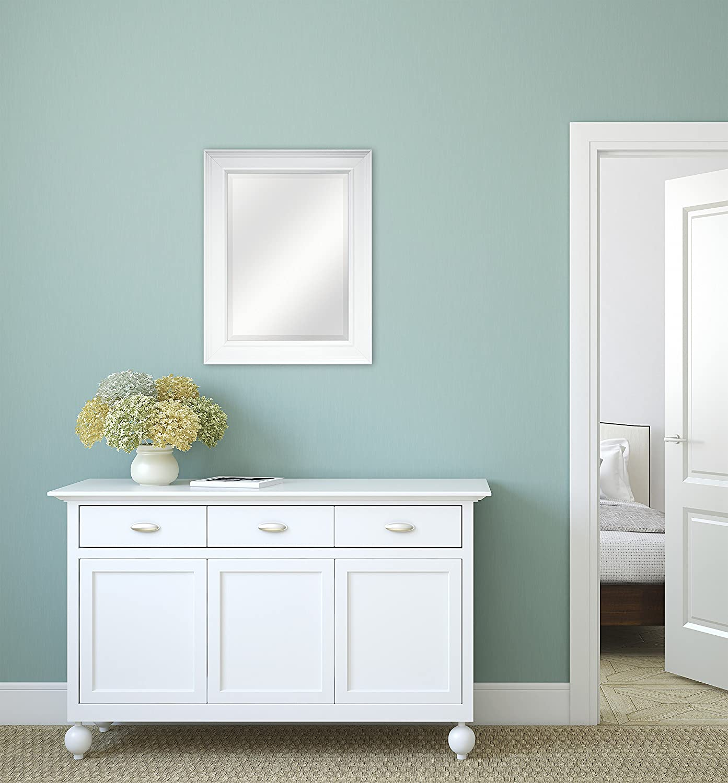 Amazon MCS 225x275 Inch Frame With 155x215 Beveled Mirror White 20450 Home Kitchen