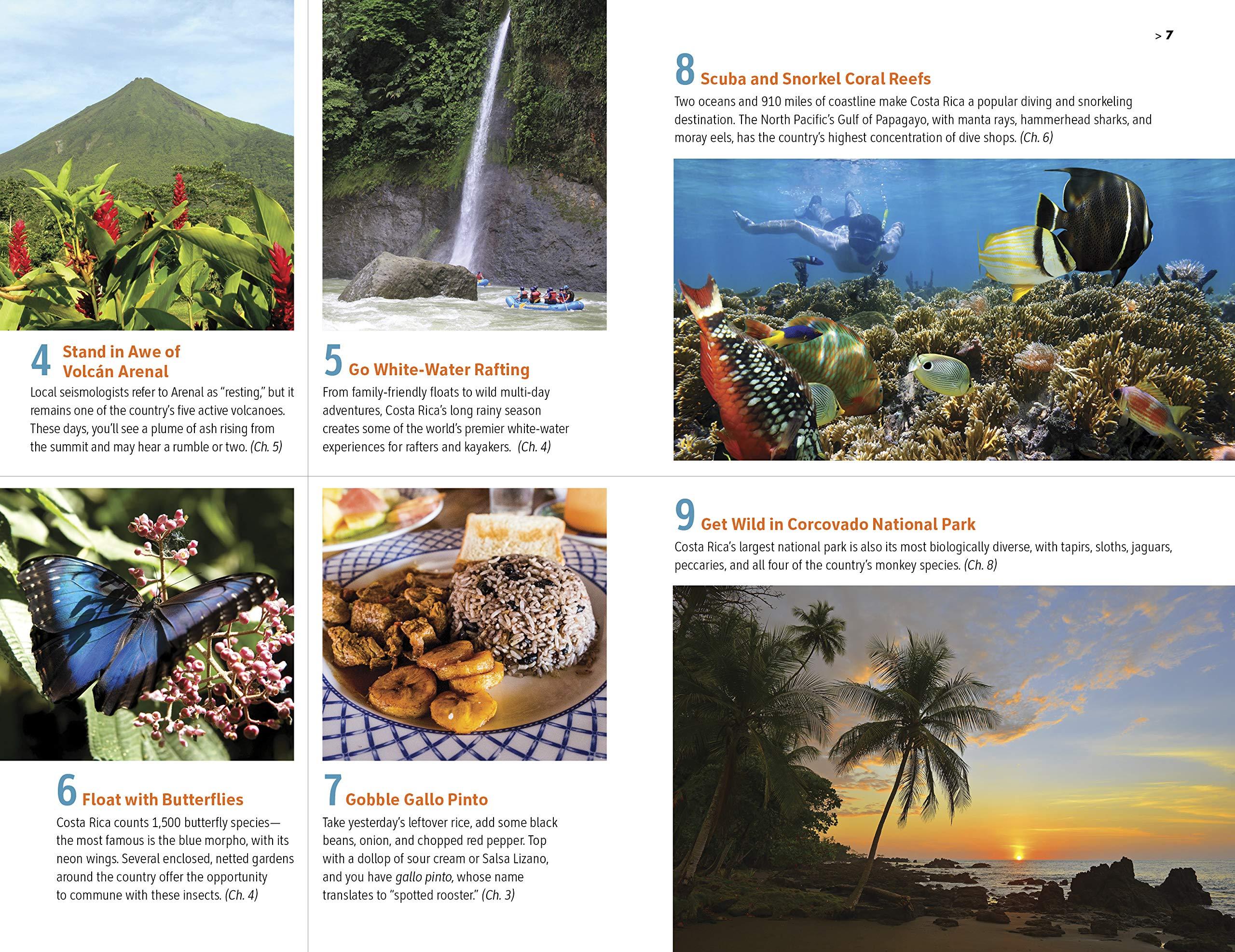 Fodor's Essential Costa Rica 2019 (Full-color Travel Guide): Fodor's Travel  Guides: 9781640970786: Amazon.com: Books