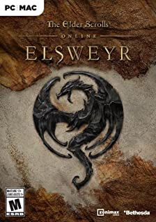 The Elder Scrolls Online - PC/Mac: Amazon ca: Computer and Video Games