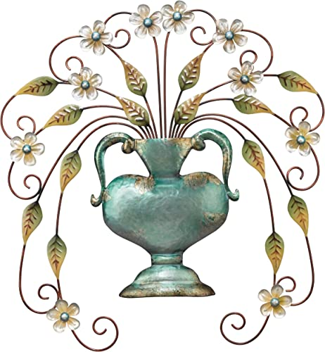 Regal Art Gift 10285 Floral Vase Wall D cor, 30-Inch