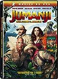 Jumanji 2-Movie Collection (Jumanji & Jumanji Welcome to the Jungle) DVD