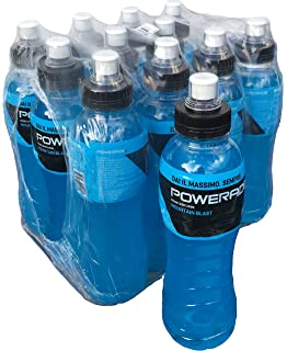 where is powerade manufactured