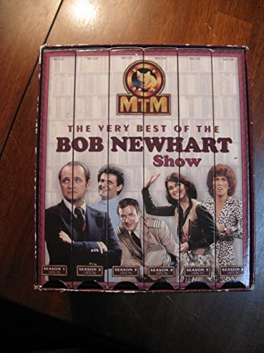 The Very Best of the Bob Newhart Show [6 VHS Boxed Set]
