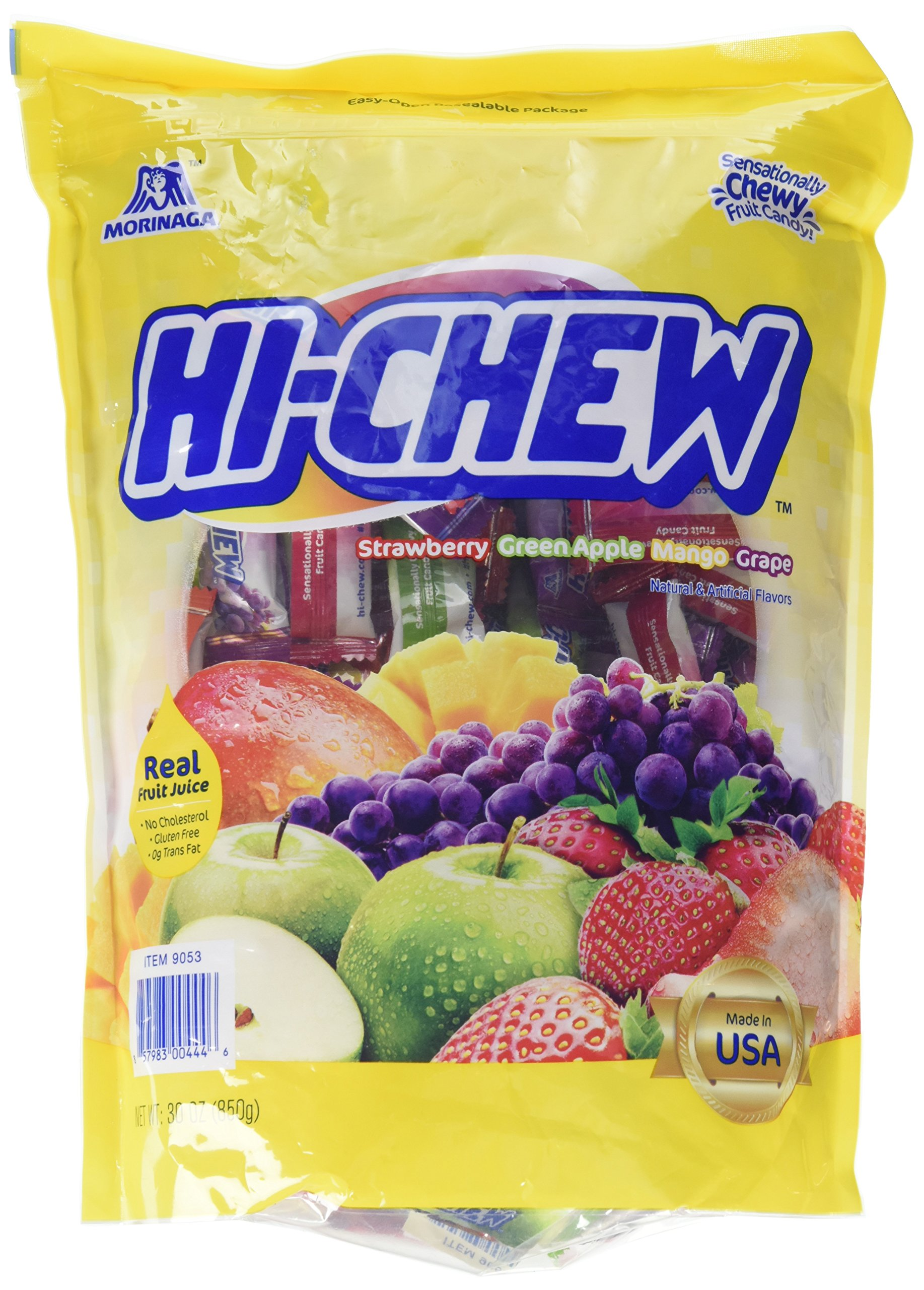 Extra-large Hi-Chew Fruit Chews, Variety Pack, (165+ pcs) - 1 bag by Free Shipping Tigers