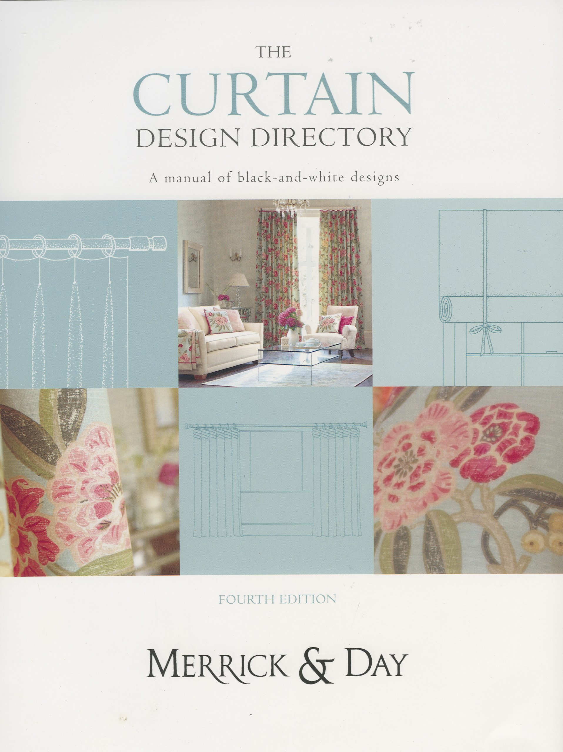 Curtain design directory the must have handbook for all interior designers and curtain makers hardcover march 2 2007