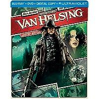 Van Helsing (Steelbook) (Blu-ray + DVD + Digital Copy + UltraViolet) [Importado]