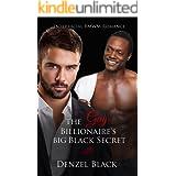 The Gay Billionaire's Big Black Secret: Sizzling Full Length Interracial Romance