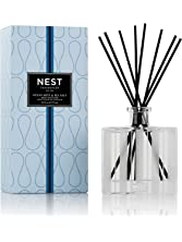 NEST Fragrances Reed Diffuser- Ocean Mist & Sea Salt, 5.9 fl oz