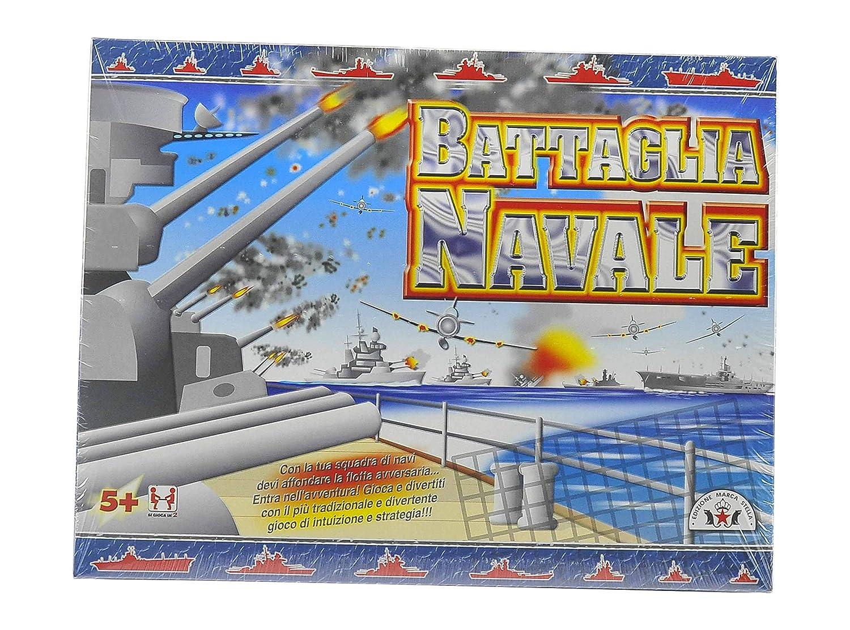 Edizione Marca Stella Battleship Estrategia - Juego de Tablero ...