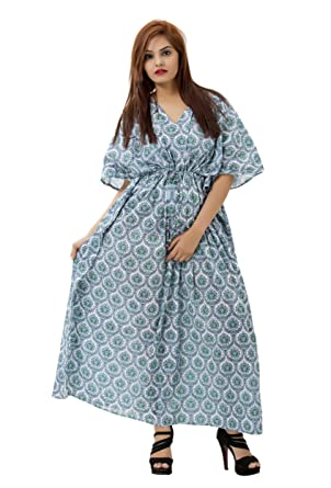 56452c493cc7f HANDICRAFT-PALACE Girls Fashion Kaftan Gown Maternity Maxi Caftan ...