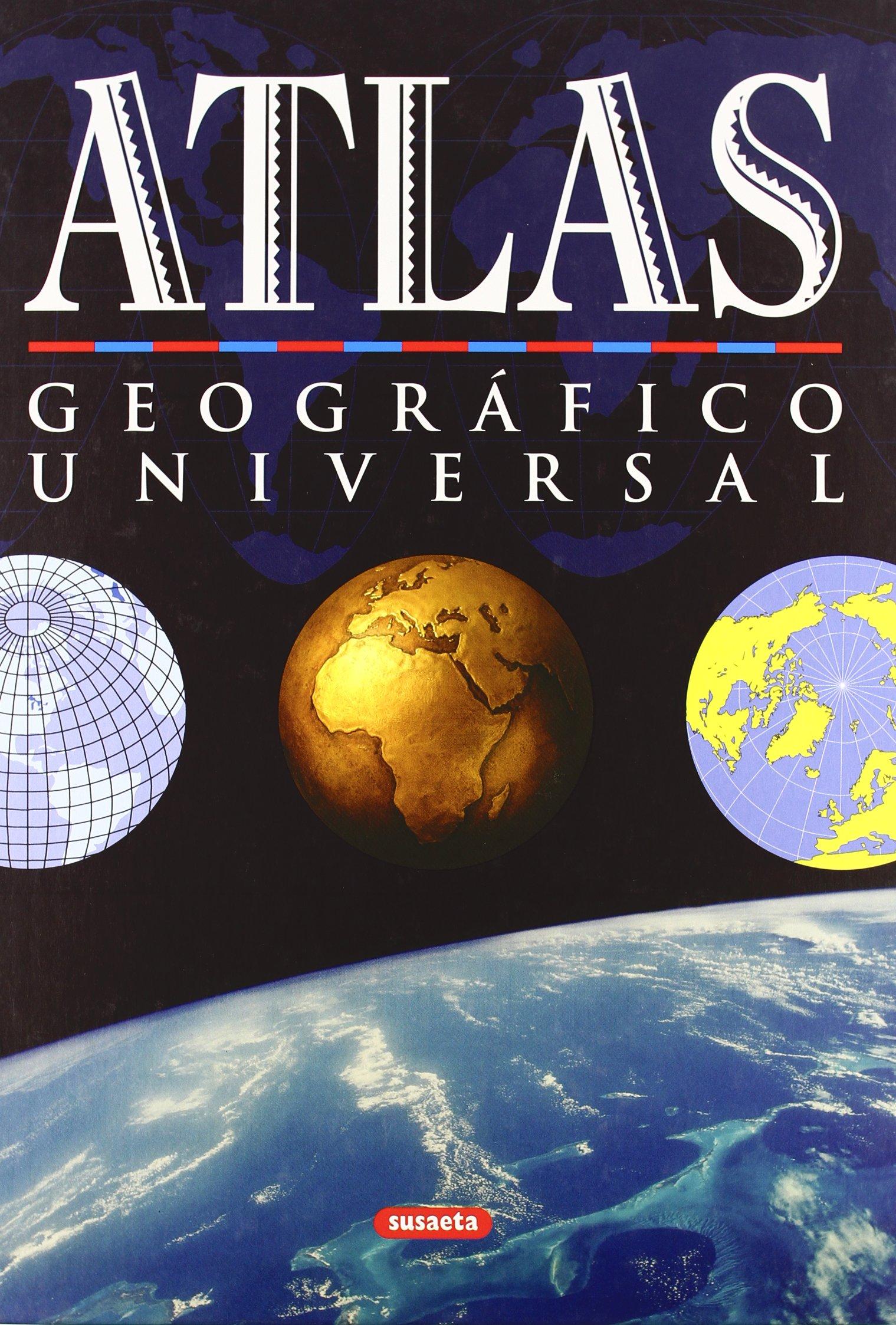 Atlas geografico universal (susaeta): Amazon.es: Aa.Vv.: Libros