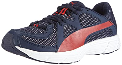Puma Axis v3 Mesh, Low-Top Sneaker Unisex – Adulto, Blu (Blau
