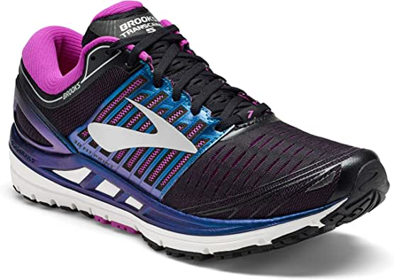 Brooks Transcend 5, Zapatillas de Running para Mujer: Amazon.es ...