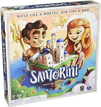 Roxley Santorini (Multi) Strategy Board Game