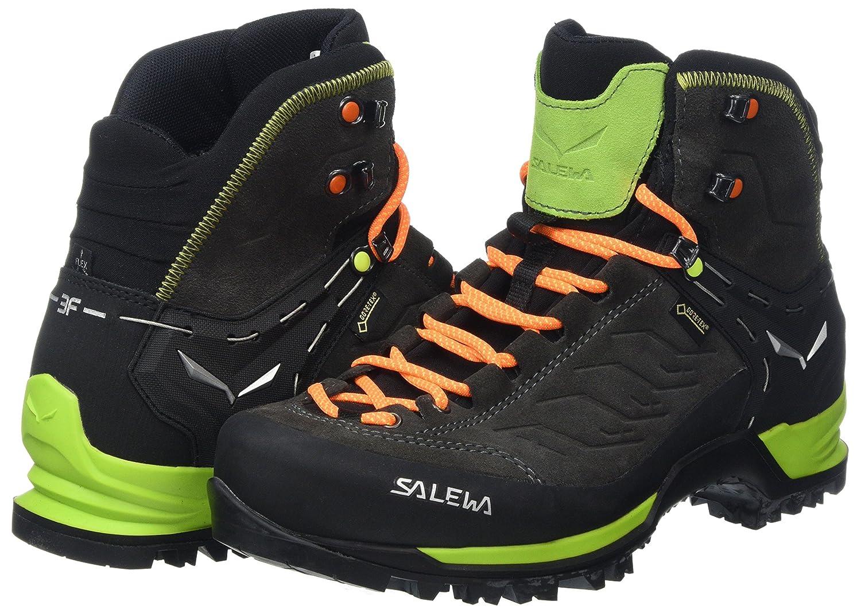 SALEWA Ms MTN Trainer Mid Mid Mid GTX, Stivali da Escursionismo Alti Uomo | La qualità prima  | Uomo/Donne Scarpa  781a08