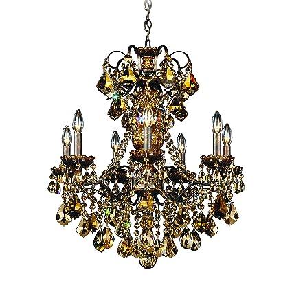 Schonbek 3656 48s swarovski lighting new orleans chandelier antique schonbek 3656 48s swarovski lighting new orleans chandelier antique silver aloadofball Images