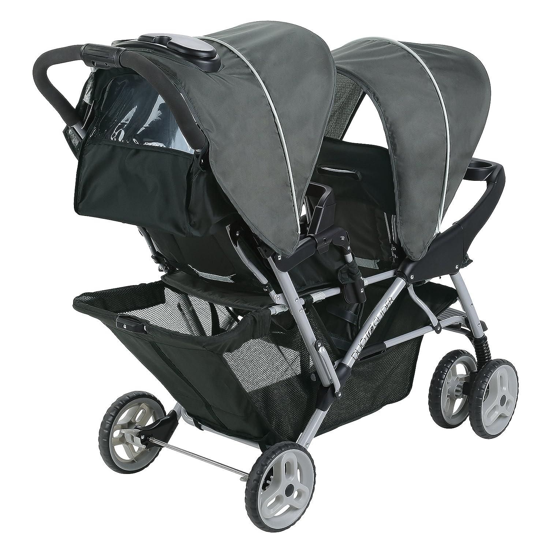Graco DuoGlider Double Stroller | Lightweight Stroller w ...