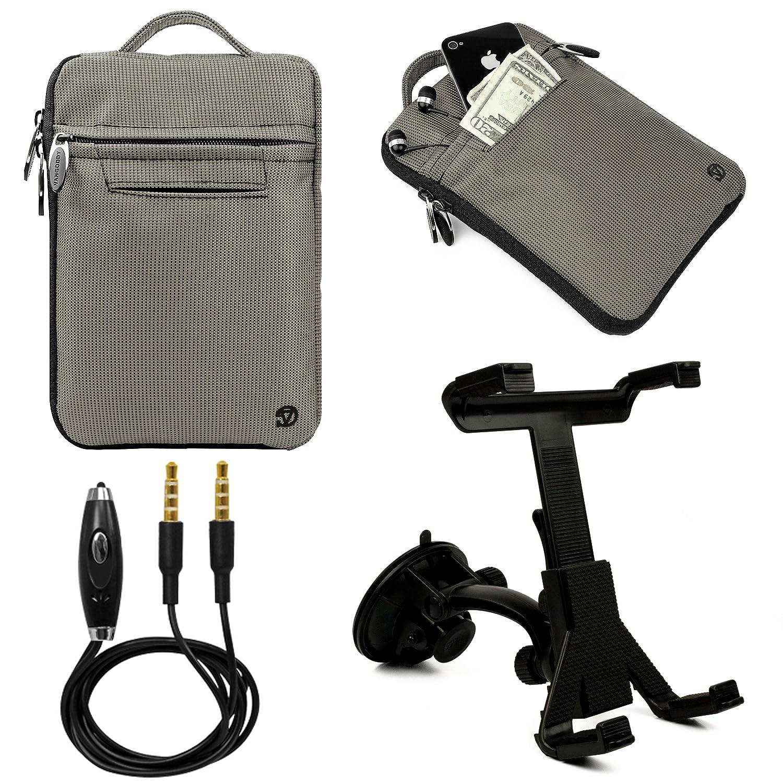 8070cbcd0a88 Amazon.com: VG Hydei Black Nylon Bag Carrying Case for MSI Primo 73 ...