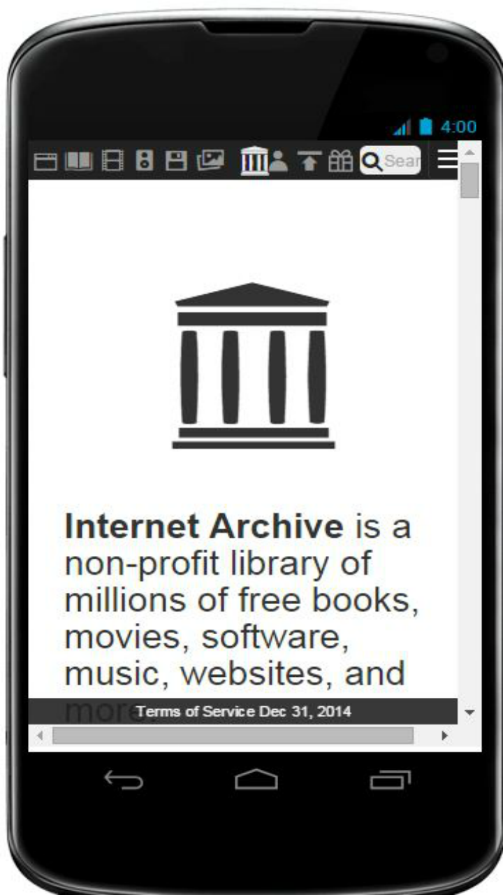 Internet Archive(Unofficial)