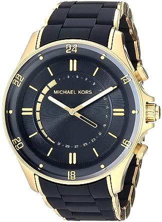 Michael Kors Acceso híbrida Smartwatch Reid: Amazon.es: Relojes