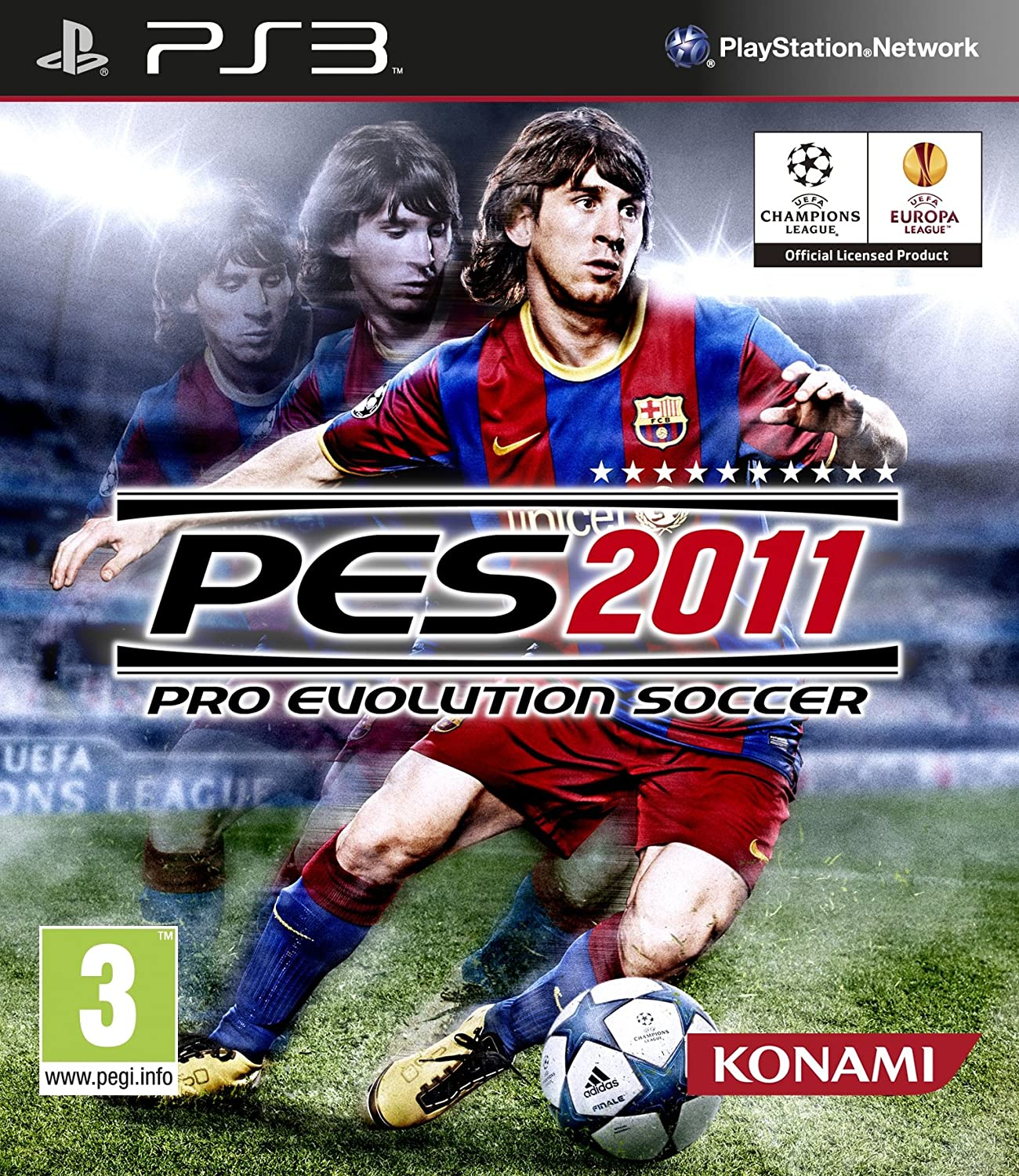 Pro Evolution Soccer 2011 [Importación italiana]: playstation 2: Amazon.es: Videojuegos