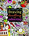 Drawing, Doodling and Colouring Book (Art Ideas) (Usborne Drawing, Doodling and Colouring)