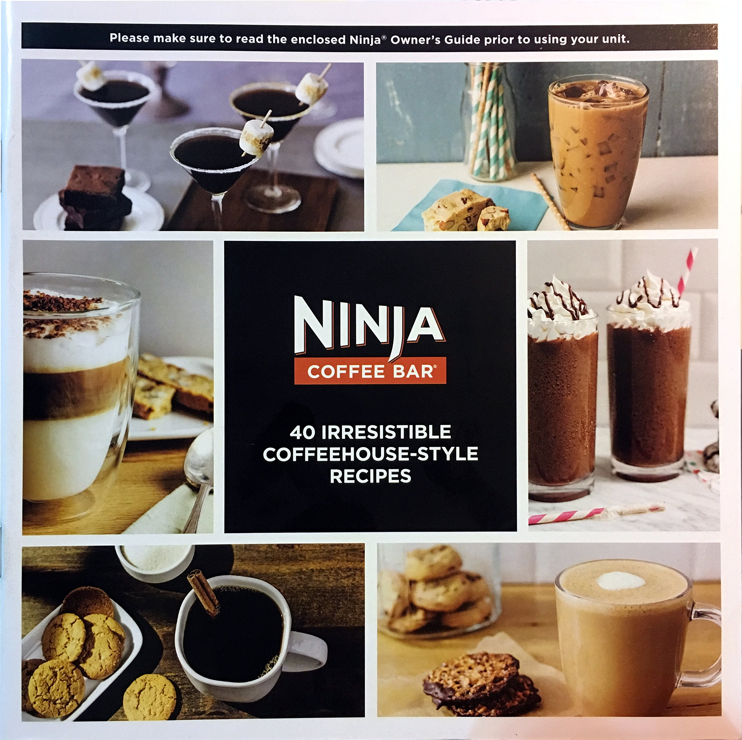 Ninja Coffee Bar Single-Serve System (CF111), Melitta Cone Coffee Filters, Natural Brown, No. 4, 100-Count Filters & Zonoz One-Tablespoon Plastic Clever Scoop (Bundle) by NinjaShark (Image #5)
