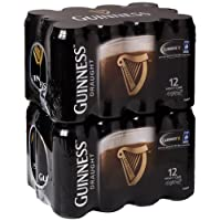Guinness Stout Draught in can 24 pack