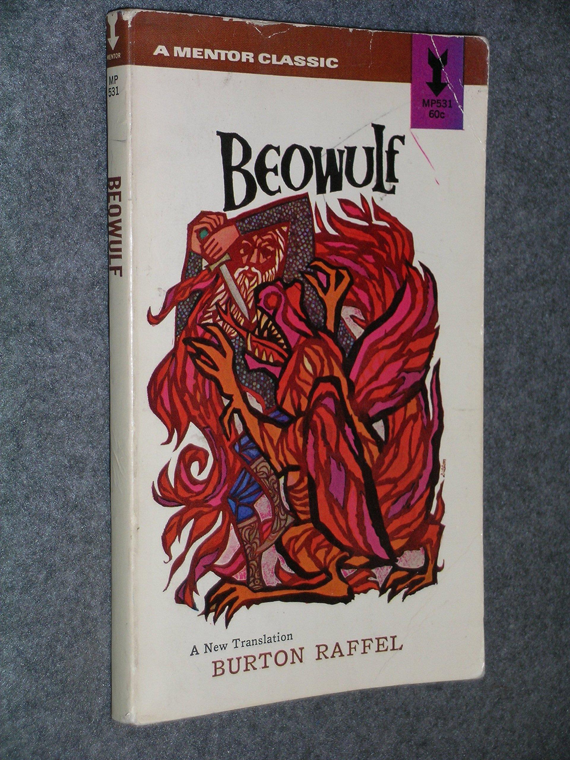 beowulf translated by burton raffel summary