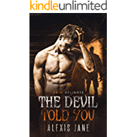 The Devil Told You (Grim and Sinister Delights Book 7) book cover