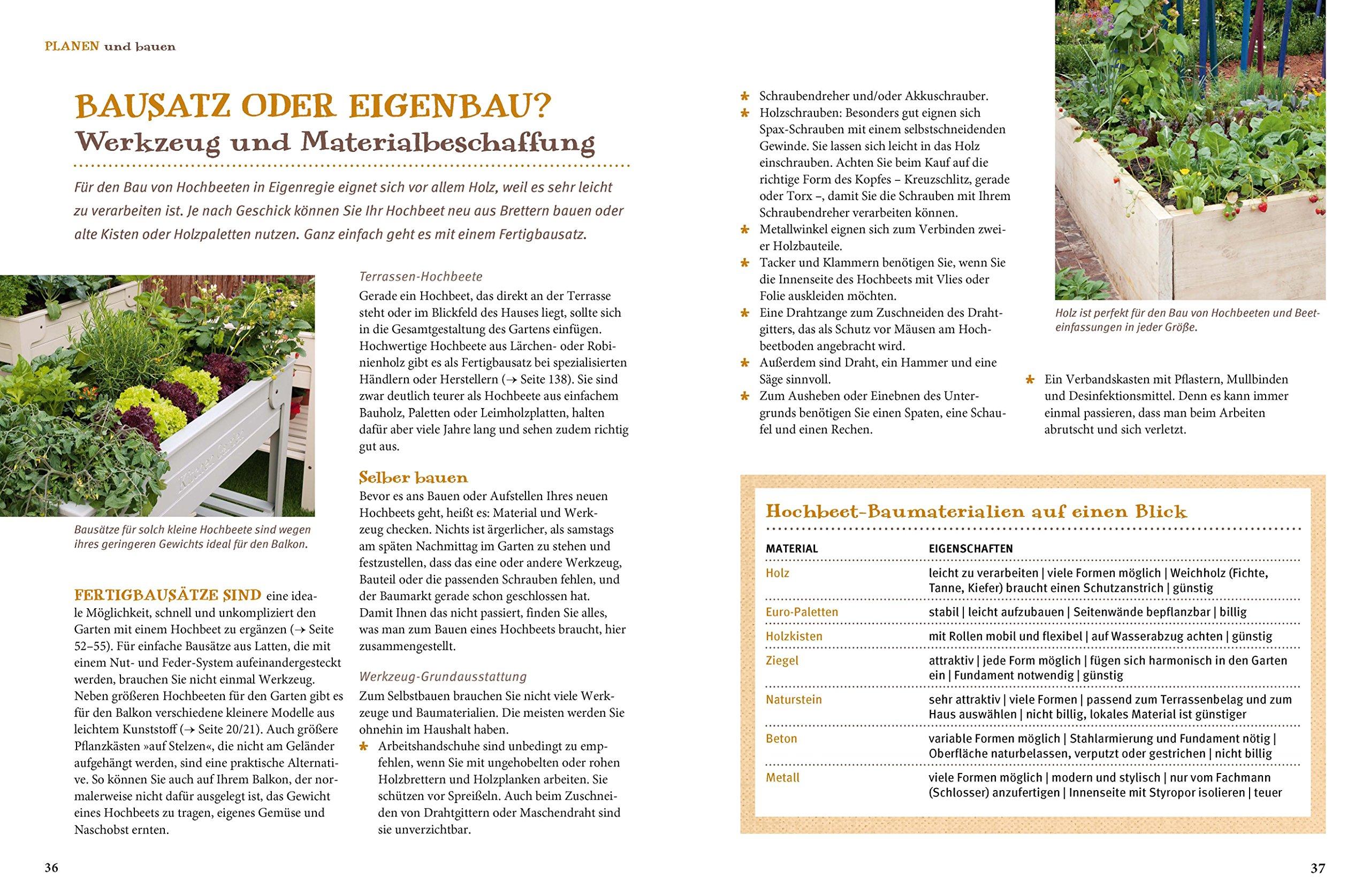 Gärtnern mit dem Hochbeet: 9783833842153: Amazon.com: Books