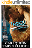 Fused (Rockstar Romance) (Lost in Oblivion, 4.5)