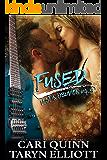 Fused (Rockstar Romance) (Lost in Oblivion, 4.5)