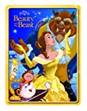 Disney Princess Beauty and the Beast Happy Tin