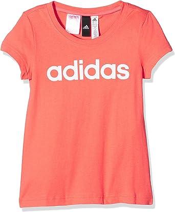 adidas Yg Linear tee Camiseta Ni/ñas