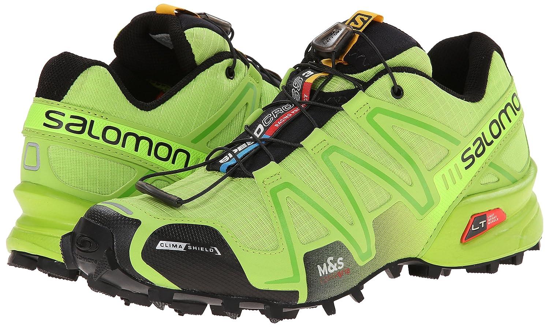 Amazon.com: Salomon Speedcross 3 CS Mountain Trail de la ...