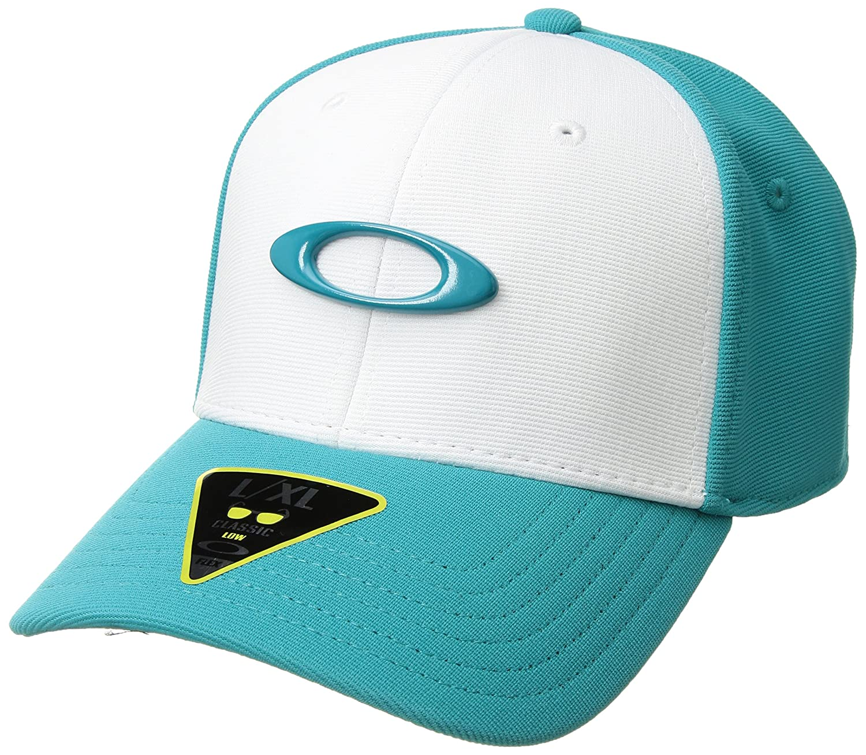 Oakley HAT メンズ B01FFUQTG8 S|レイクブルー レイクブルー S