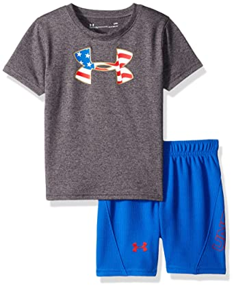 Amazon.com  Under Armour Baby Boys Americana Set 7e819fdad