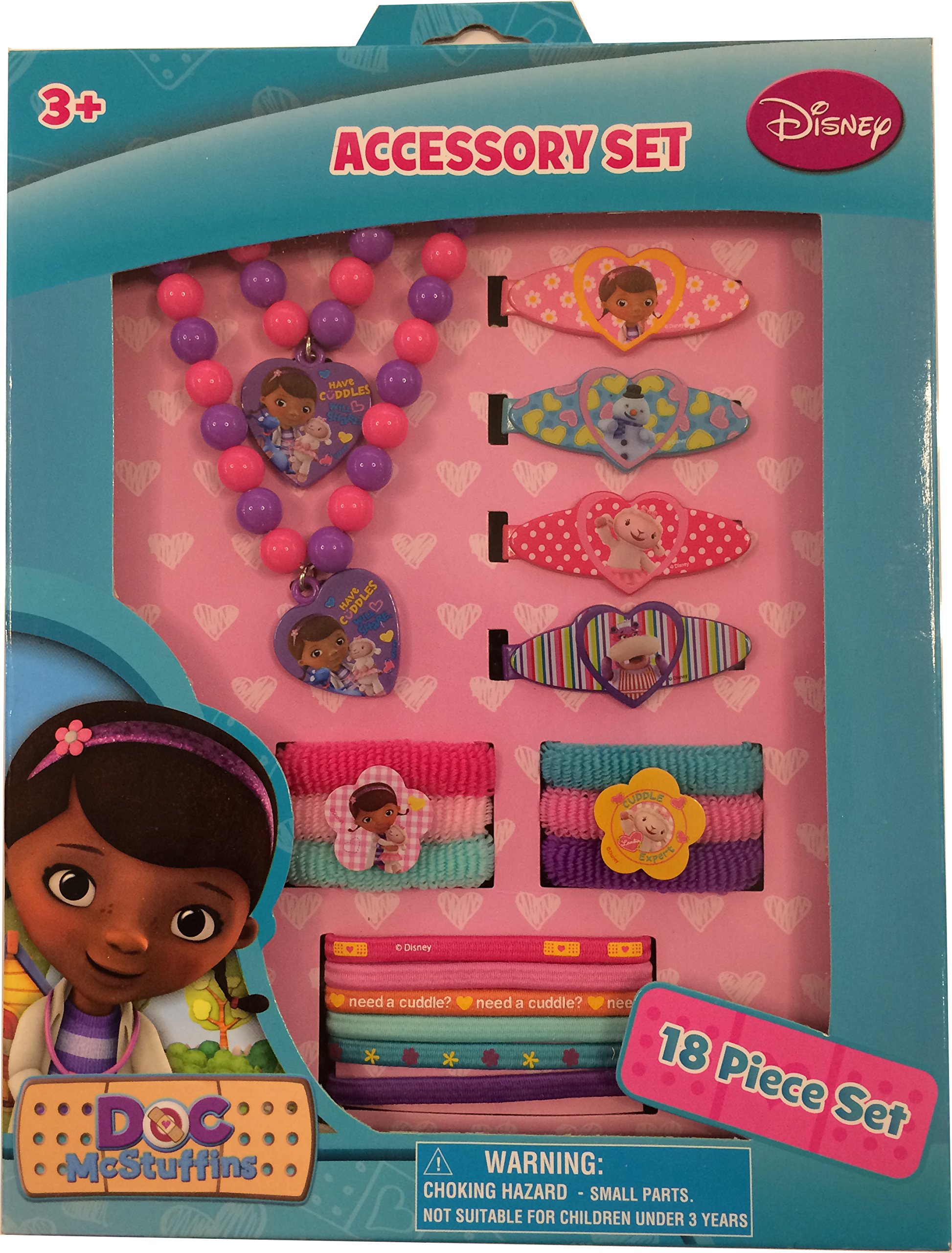Doc McStuffins Jewelry and Hair Accessory Set