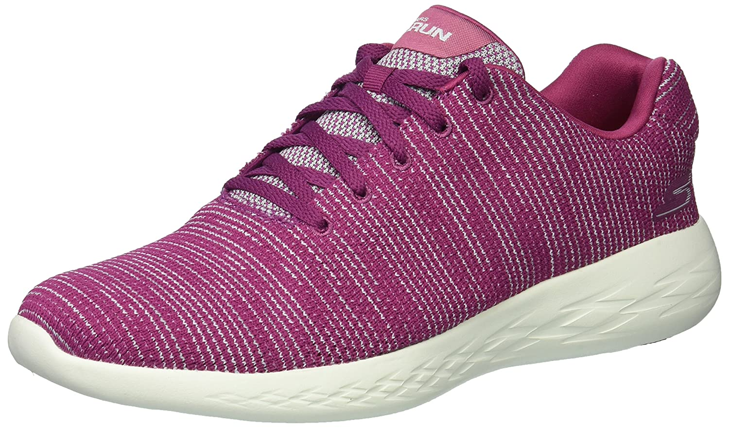 Skechers Women's Go Run 600-Obtain Sneaker B073GGQ3FV 6 B(M) US|Raspberry