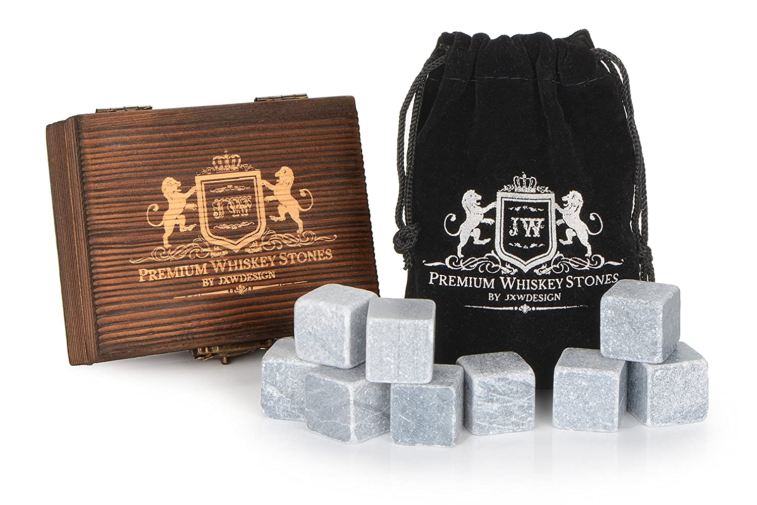 Premium Whiskey Stones ONLY $1...