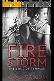 Firestorm (The Sons of Templar MC Book 2)