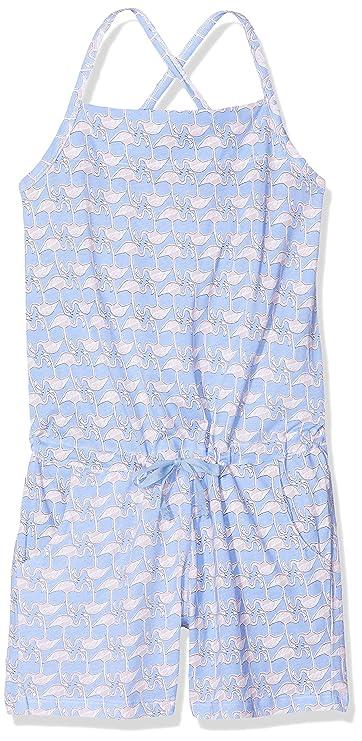 Schiesser Mädchen Zweiteiliger Schlafanzug Jumpsuit