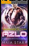 Azlo (Weredragons Of Tuviso) (A Sci Fi Alien Weredragon Romance)