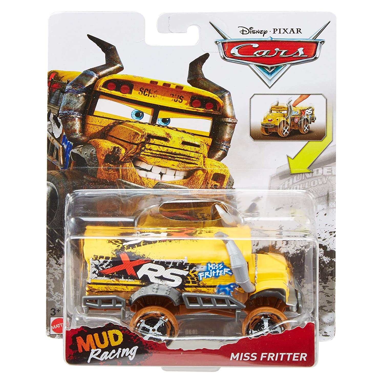 Disney//Pixar Cars XRS Mud Racing Miss Fritter
